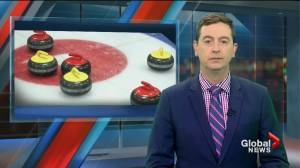 New curling event in Saskatoon offers opportunity for sport's rising stars (01:34)