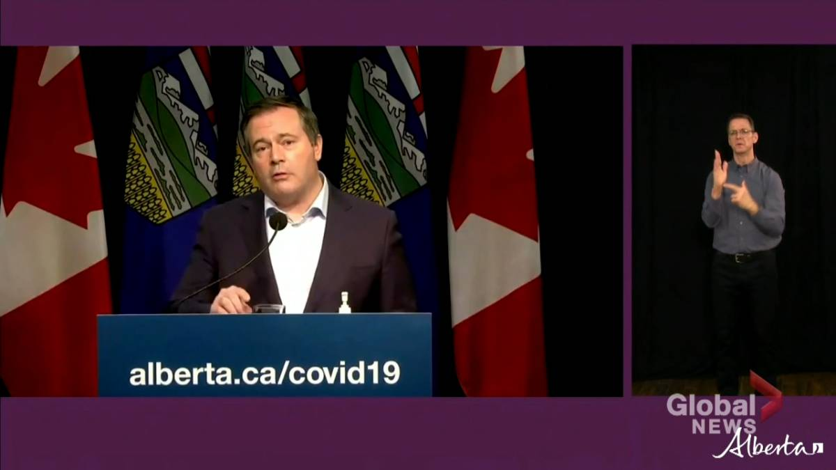 Click to play video ''This is not a joke': Alberta premier on flagrant disregard of COVID-19 measures'