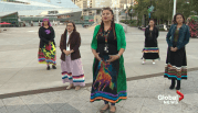 Play video: Indigenous women from Alberta share the strength behind ribbon skirts