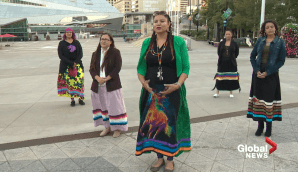 Indigenous women from Alberta share the strength behind ribbon skirts