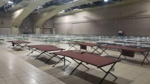 Edmonton Convention Centre set to open as 24/7 shelter (02:00)