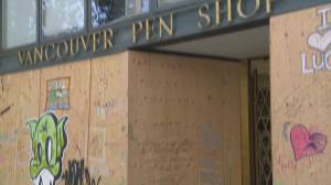 Downtown businesses see spike in break and enter (02:03)