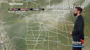 Edmonton afternoon weather forecast: Wednesday, April 14, 2021 (03:26)