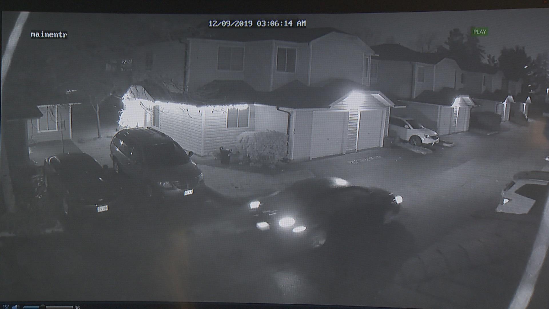 Surrey man says car stolen in key switch theft