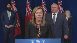 Coronavirus outbreak: Ontario health minister says increase to social gatherings delayed due to numbers
