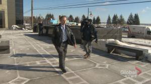 Trial of man accused of assaulting two nurses in Moncton came to a halt