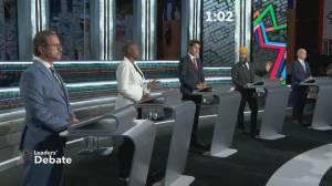 English-language debate review (02:01)