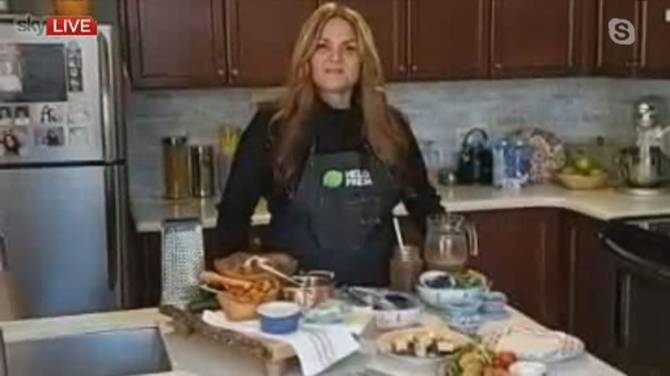 Click to play video: Spring break meal ideas