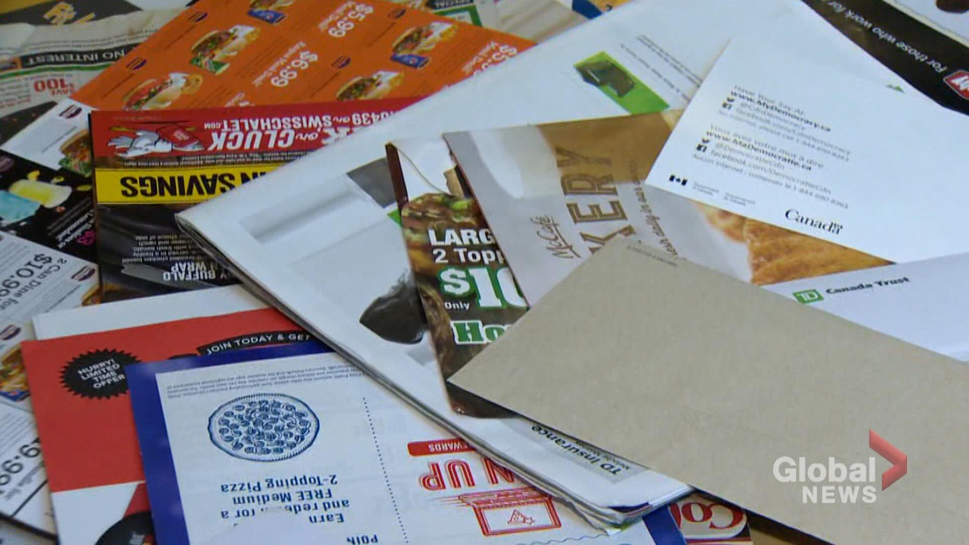 Saint John councilor proposes flyer bylaw