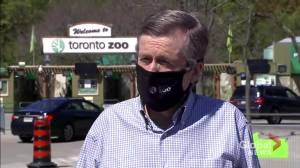 Coronavirus outbreak: Toronto mayor says thousands are taking advantage of ActiveTO initiative