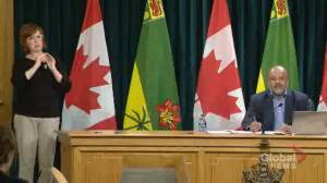 Coronavirus outbreak: Saskatchewan's top doctor confirms new community outbreak in Saskatoon