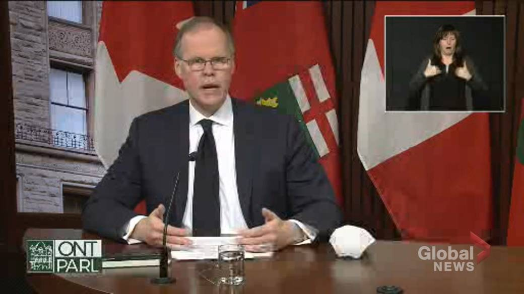Click to play video: 'COVID-19: Variants sending more young people to ICU, Ontario official says'