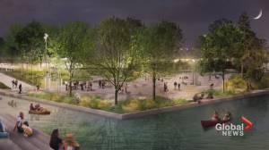 Montreal's Parc Jean-Drapeau is getting a facelift (02:11)