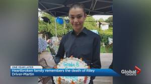 Mississauga teen remembered year since murder