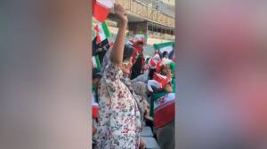 Thousands of Iranian women attend World Cup qualifier in Tehran