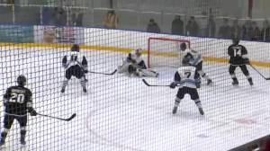 HIGHLIGHTS: AAA Selects vs Thrashers