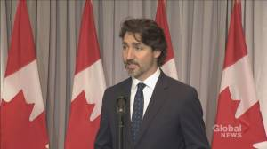 Coronavirus: Trudeau says Canada 'not out of the woods' amid rising case numbers