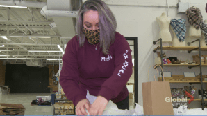 Bowmanville business proposes in-person shopping (02:15)