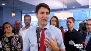'I've evolved': Trudeau addresses former stance on abortion