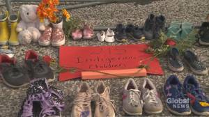Calls for more Ontario residential school site searches (02:28)