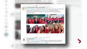 Virtual Vimy Ridge celebration for students whose travel plans were grounded by COVID-19