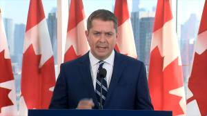 Federal Election 2019: Scheer critical of Trudeau's foreign aid recipients