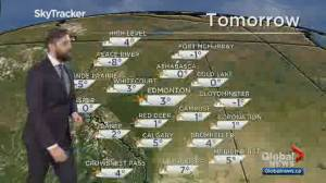 Global Edmonton weather forecast: Jan. 24