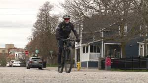 Ajax working to make town more bicycle-friendly to help boost economy (01:47)