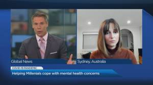Helping millennials cope with mental health concerns during the pandemic