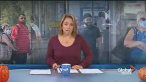 Global News Morning headlines: FRIDAY, October 30, 2020 (04:20)
