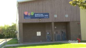 Advocates call for safer plan for homeless as Dartmouth arena is used as shelter (01:37)