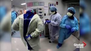 Coronavirus: U.S. COVID-19 cases surge amid reopening debate