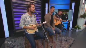 Canadian country duo High Valley perform 'Your Mama'