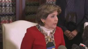 Gloria Allred announces lawsuit by 4 teachers against Delta Airlines over jet fuel dump