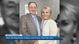 New developments in the murders of Barry and Honey Sherman (04:17)