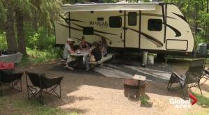 Alberta provincial campgrounds re-open after COVID-19 restrictions eased