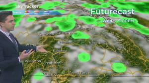 Kelowna Weather Forecast: July 6