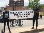 Saskatoon Black Lives Matter march demands end of racism