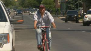 Regina city council considering fines for drivers passing cyclists at high speeds (01:34)