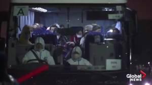 Coronavirus outbreak: Critics sound alarm over cruise ship quarantine