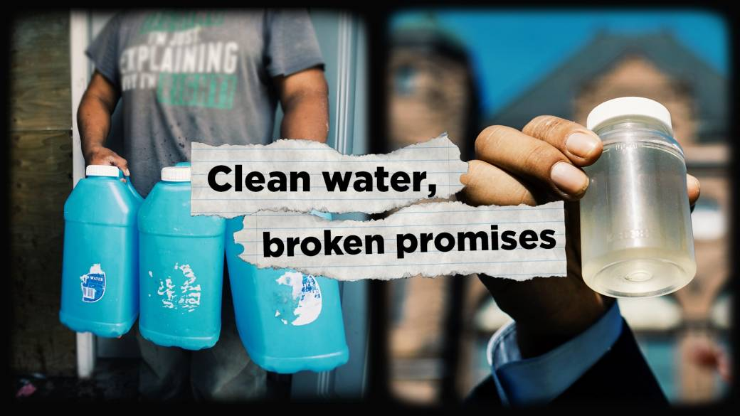 Click to play video 'Broken promises: Why are some First Nations still without clean drinking water?'