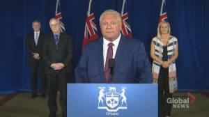 Coronavirus: Ontario pledges $1.6B for municipalities, including funding for transit