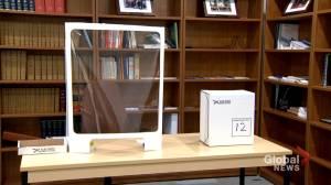Elections Nova Scotia prepares for writ drop (02:03)