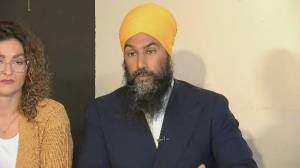 Federal Election 2019: Singh says Canadians will decide if Trudeau apology is enough