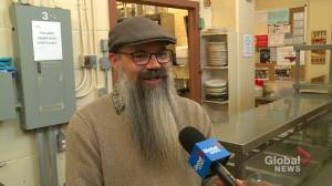 N.B. man pledges to shave beard for donations
