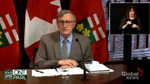 COVID-19: Ontario nearing 20% full vaccination target for Step 2 (01:12)