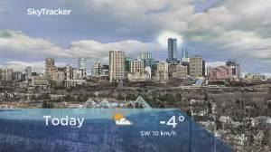 Edmonton early morning weather forecast: Monday, January 20, 2020