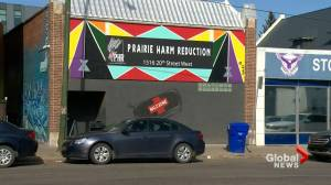 Prairie Harm Reduction preparing for opening of supervised consumption site (01:43)