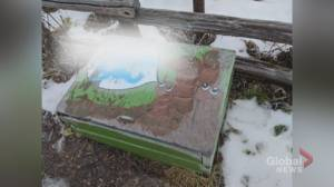 Peterborough ecology park vandalized
