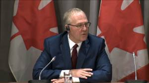 Coronavirus: Federal ministers announce border protection and screening measures (01:45)